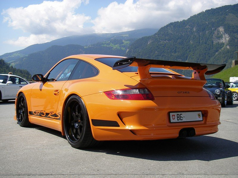 997 GT3 RS
