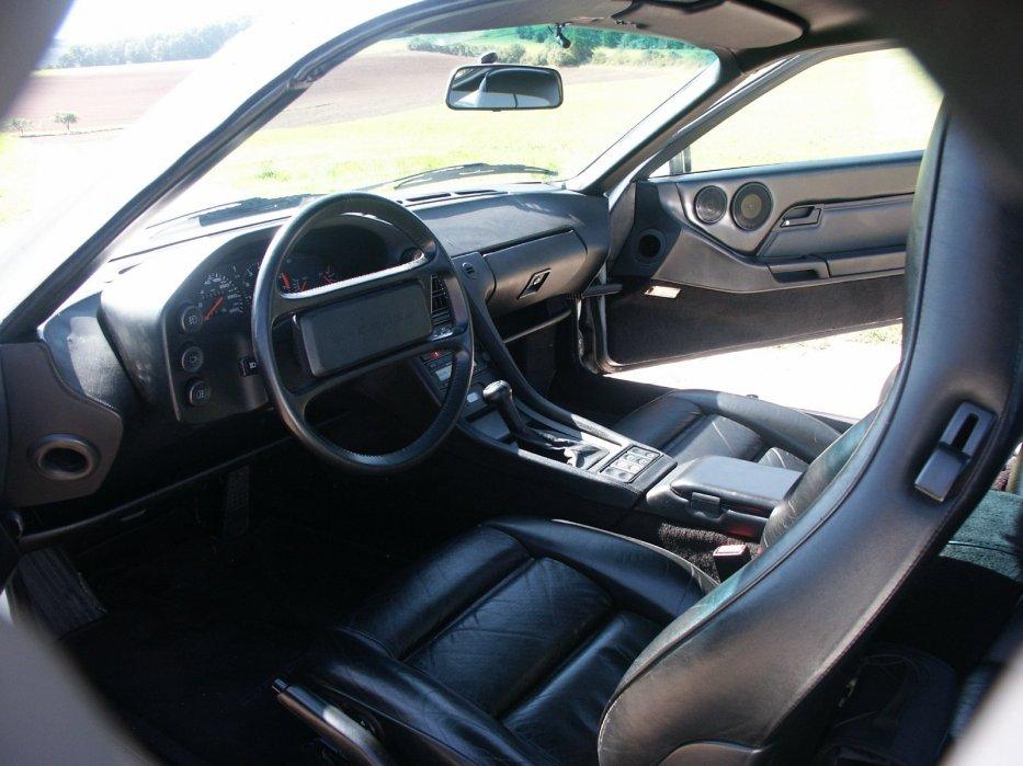 928 S4 Innenraum