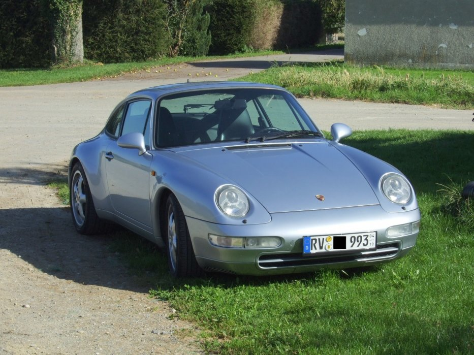 Mein 1. Porsche
