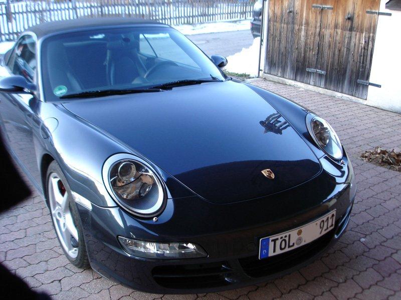 Mein 1. Porsche 26.11.08