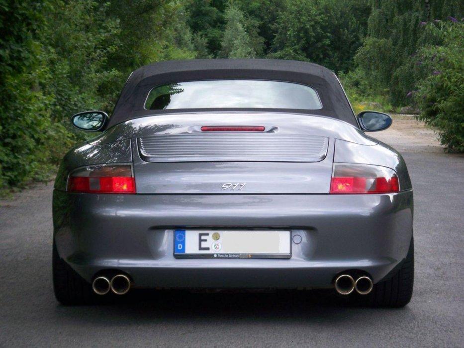 996 Carrera Cabrio