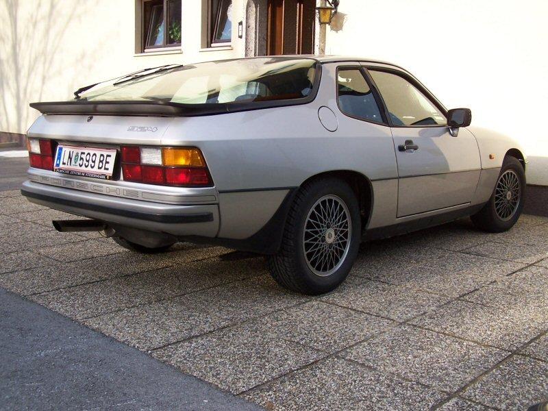 Porsche 924 2.0 1982