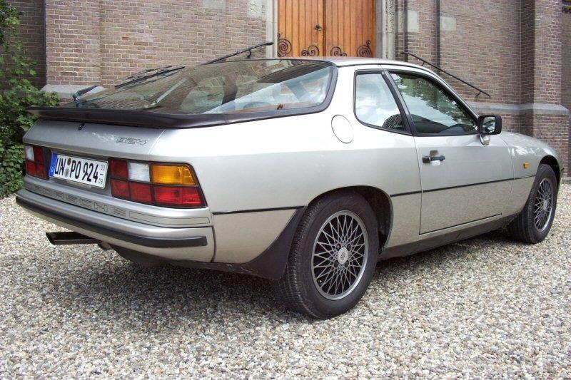 Da war mein 924 noch Deutscher...