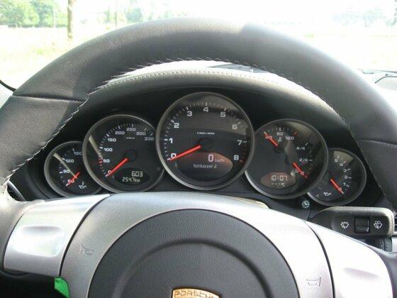Porsche, die ersten 600km