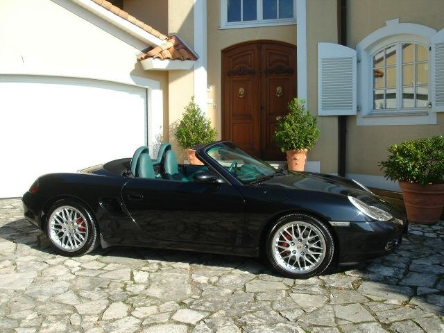Mein Boxster S