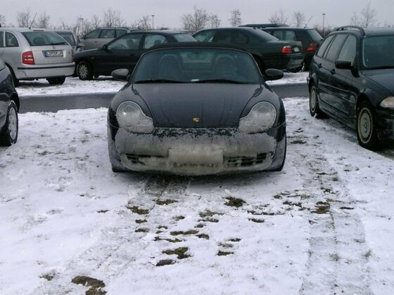 Mein Boxster