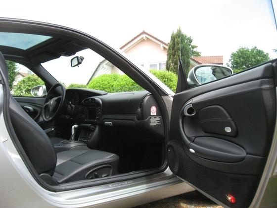 Innenraum Beifahrerseite