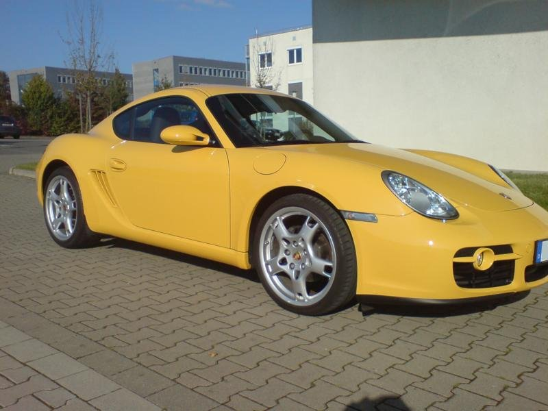 Schön gelb