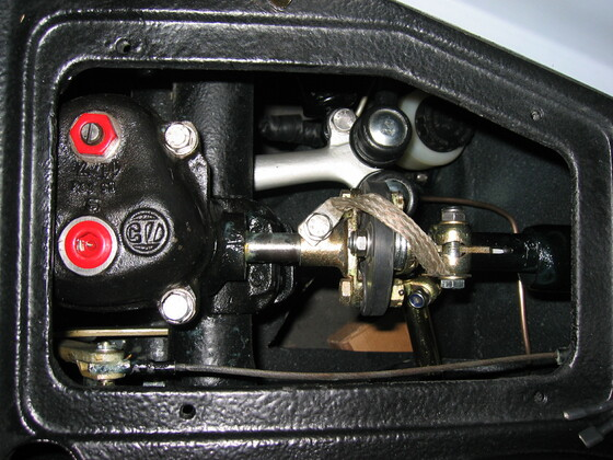 Lenkgetriebe