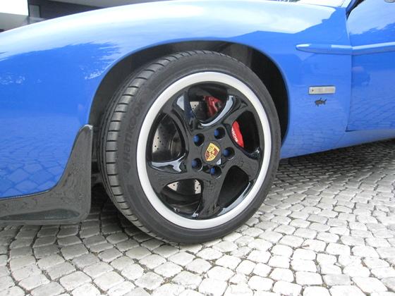 Porsche 928S , July 2015 / Affalterbach