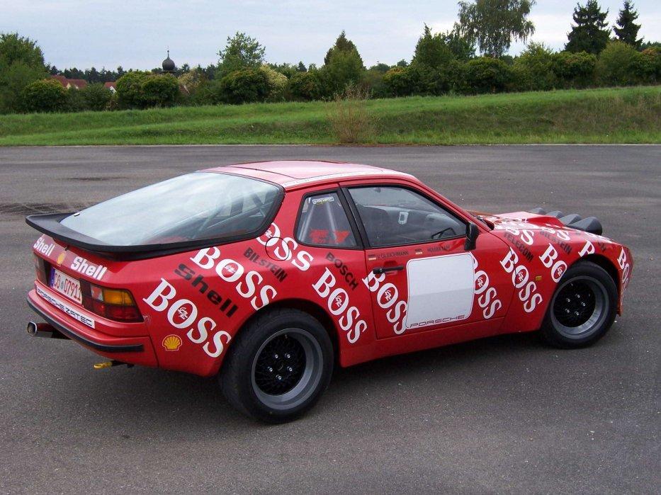 PORSCHE 944 GTS Beifahrerseite
