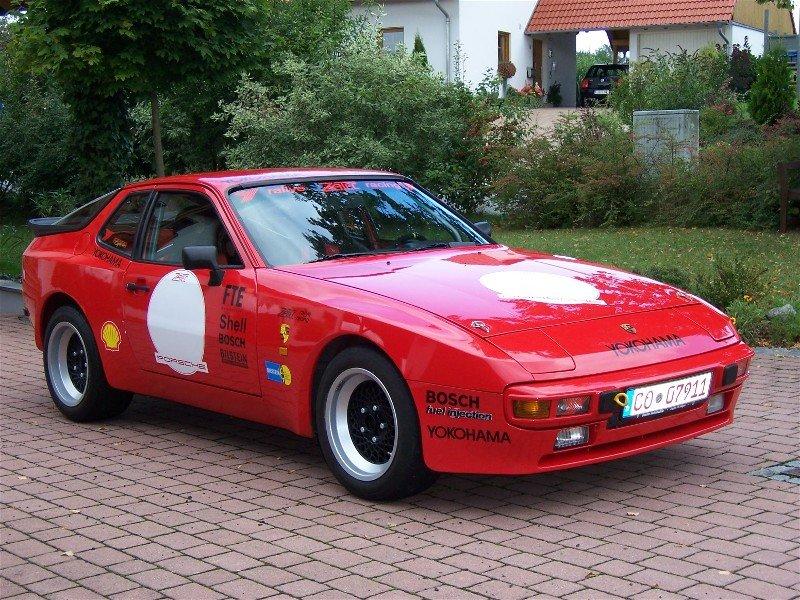 944 RS von vorne/rechts