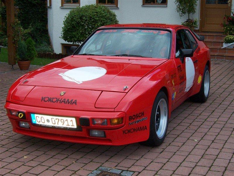 944 RS von vorne/links