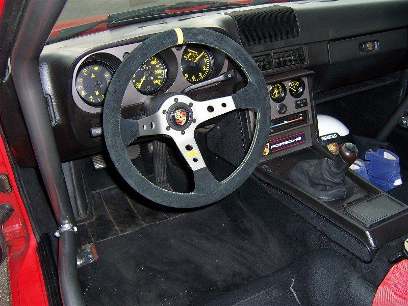 PORSCHE 944 RS Käfig