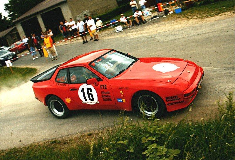 PORSCHE 944 RS 2.Rallye