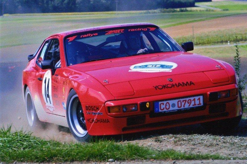 PORSCHE 944 RS 3.Rallye