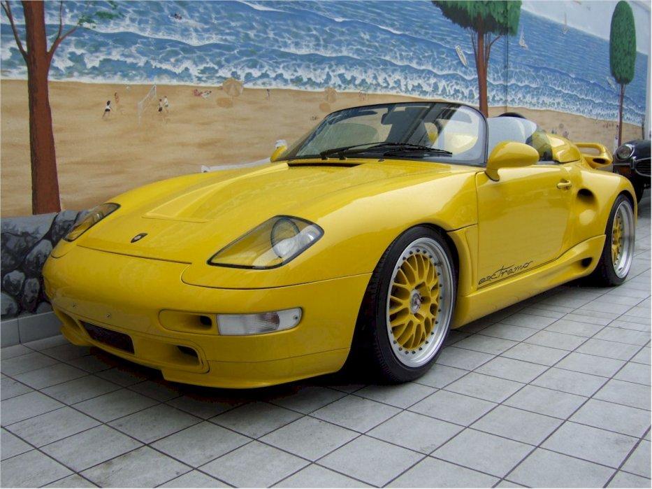 Porsche 993 Turbo Gemballa Extremo
