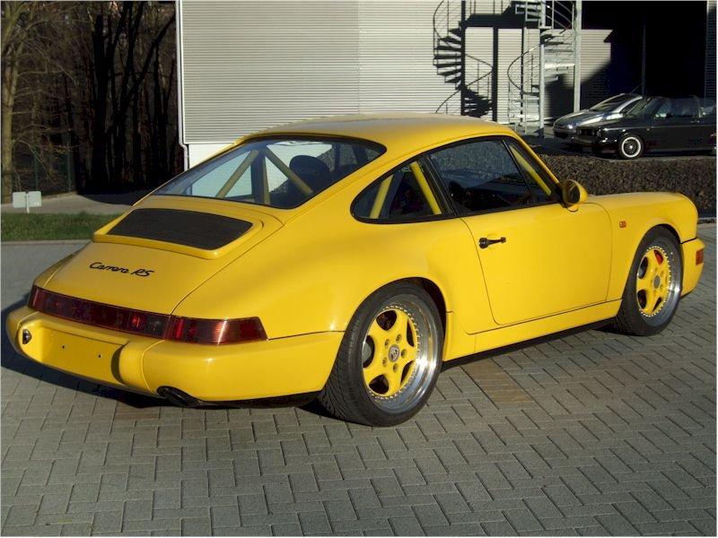 Porsche 964RS Clubsport