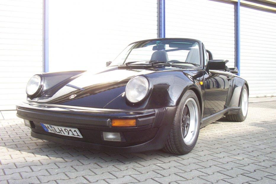 911 Cabrio Turbo