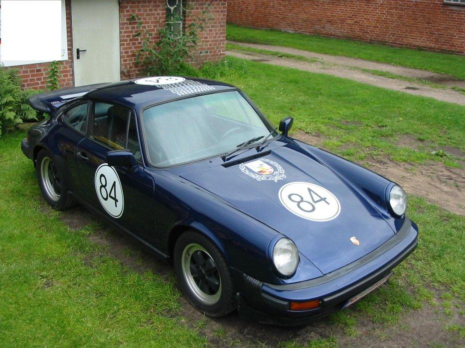 Mein 911 SC 2007