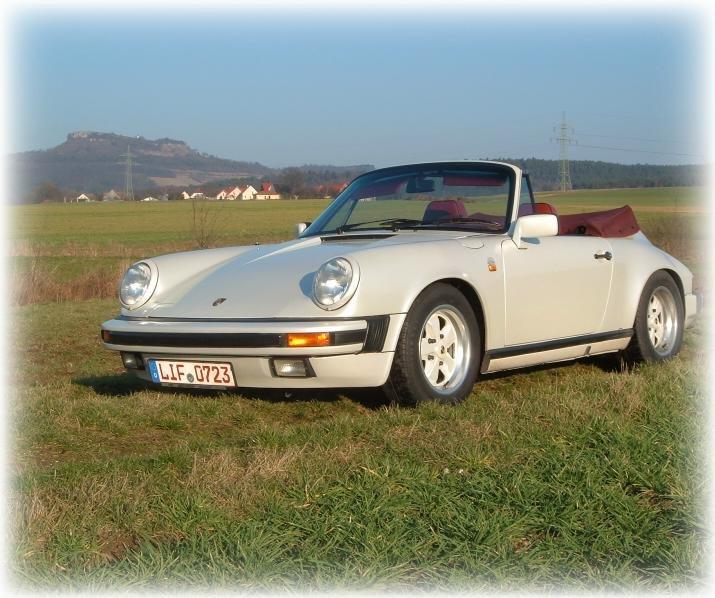 911sc Cabrio Ez 84