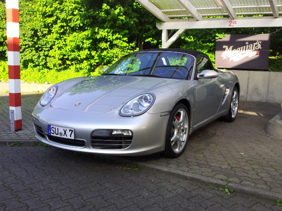 Boxster 987 S 3,2
