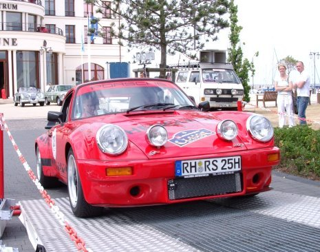 Rallye RSR rot