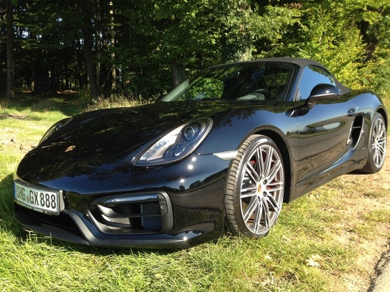 Boxster981 GTS