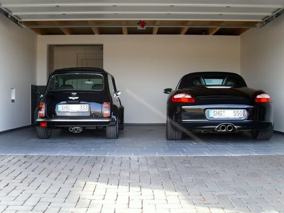 Mini+ Porsche