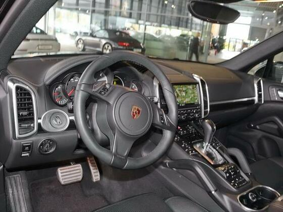 958 Cayenne S Diesel