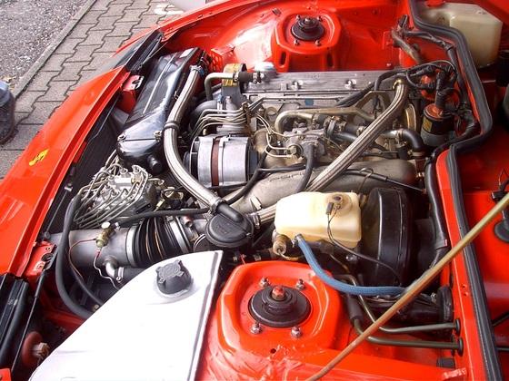 924 Carrera GTS Komfortversion