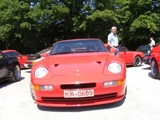 968 Turbo S Rarität 2008