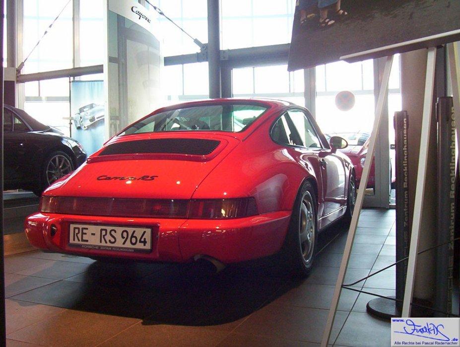 964 Carrera RS