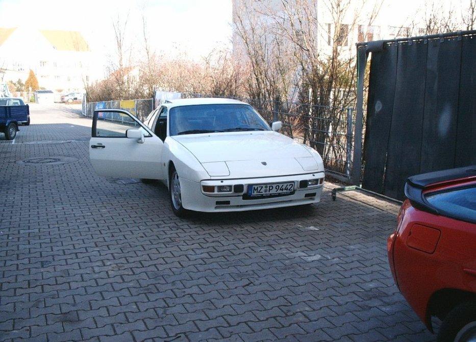 Porsche 944 Bj. 85