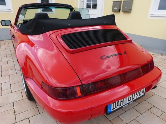 964 C2 Cabrio 2