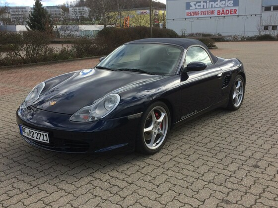 Boxster S 8