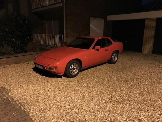 Mein Porsche 924 2.0