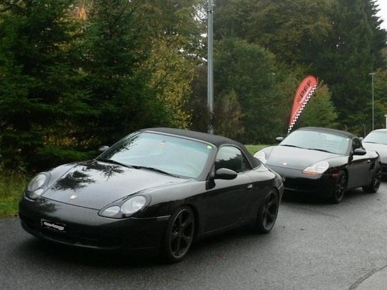 996 Carrera 4 Cabrio