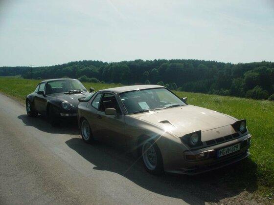 924Turbo und 993