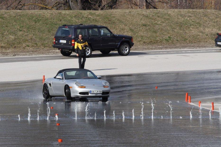 Drift Training Innsbruck