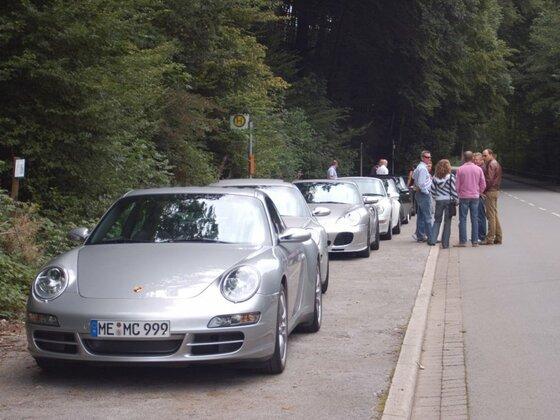 Porsche Ausfahrt 1