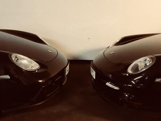 997.1 Turbo und 987