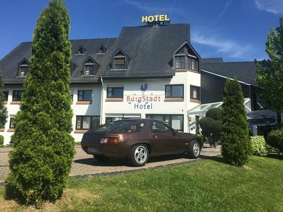 Am Burgstadt Hotel