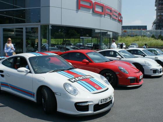 70 Jahre Porsche, PZ East London