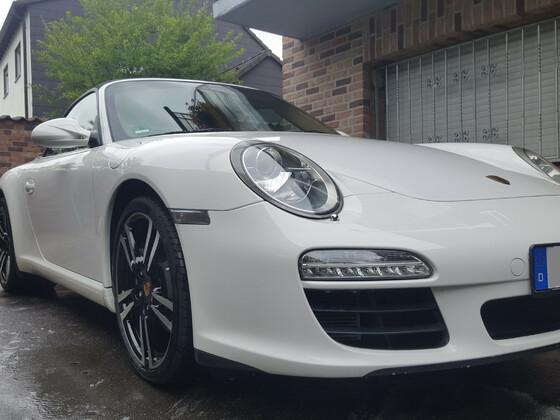 Porsche 911 C2 - Br. 997 FL - Cabrio