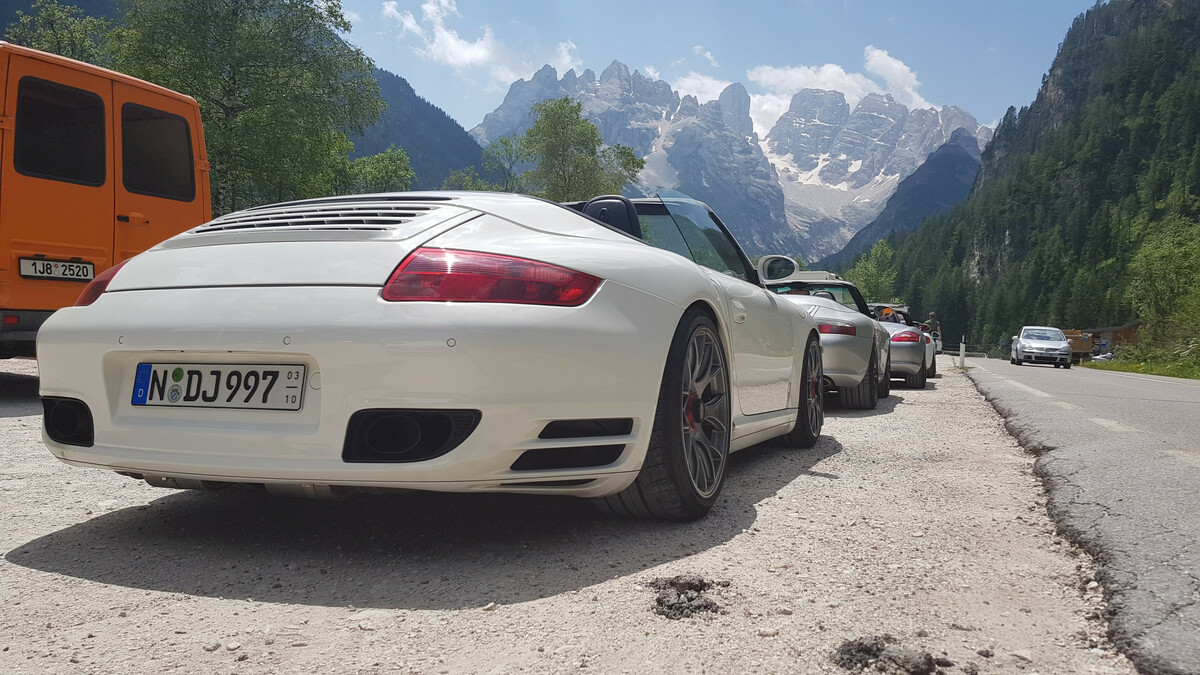 997 Turbo Touring Cabrio
