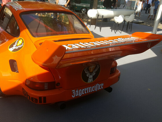 Jägermeister Porsche - Classic Days Schloss Dyck 2018