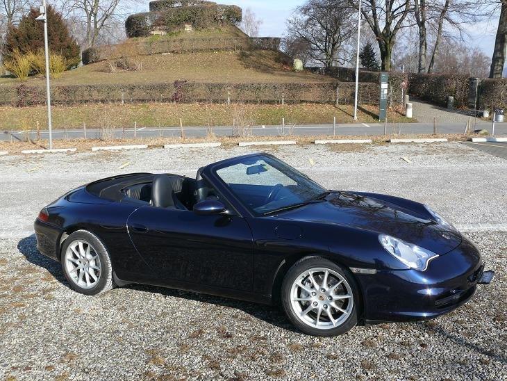 996 C4 Cabrio Seite