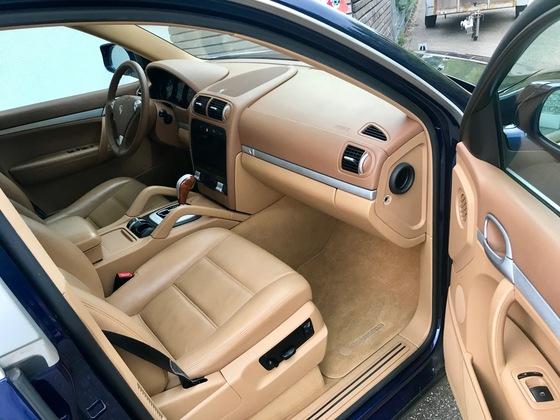 Porsche Cayenne E1 957 BJ 2008