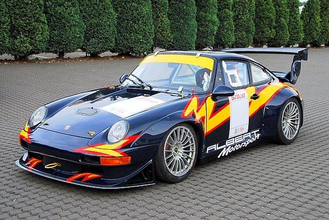 Albert - Motorsport 993 Cup